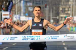 Sieg beim HAJ Hannover Halbmarathon