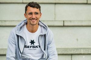 Neues Interview mit Saysky